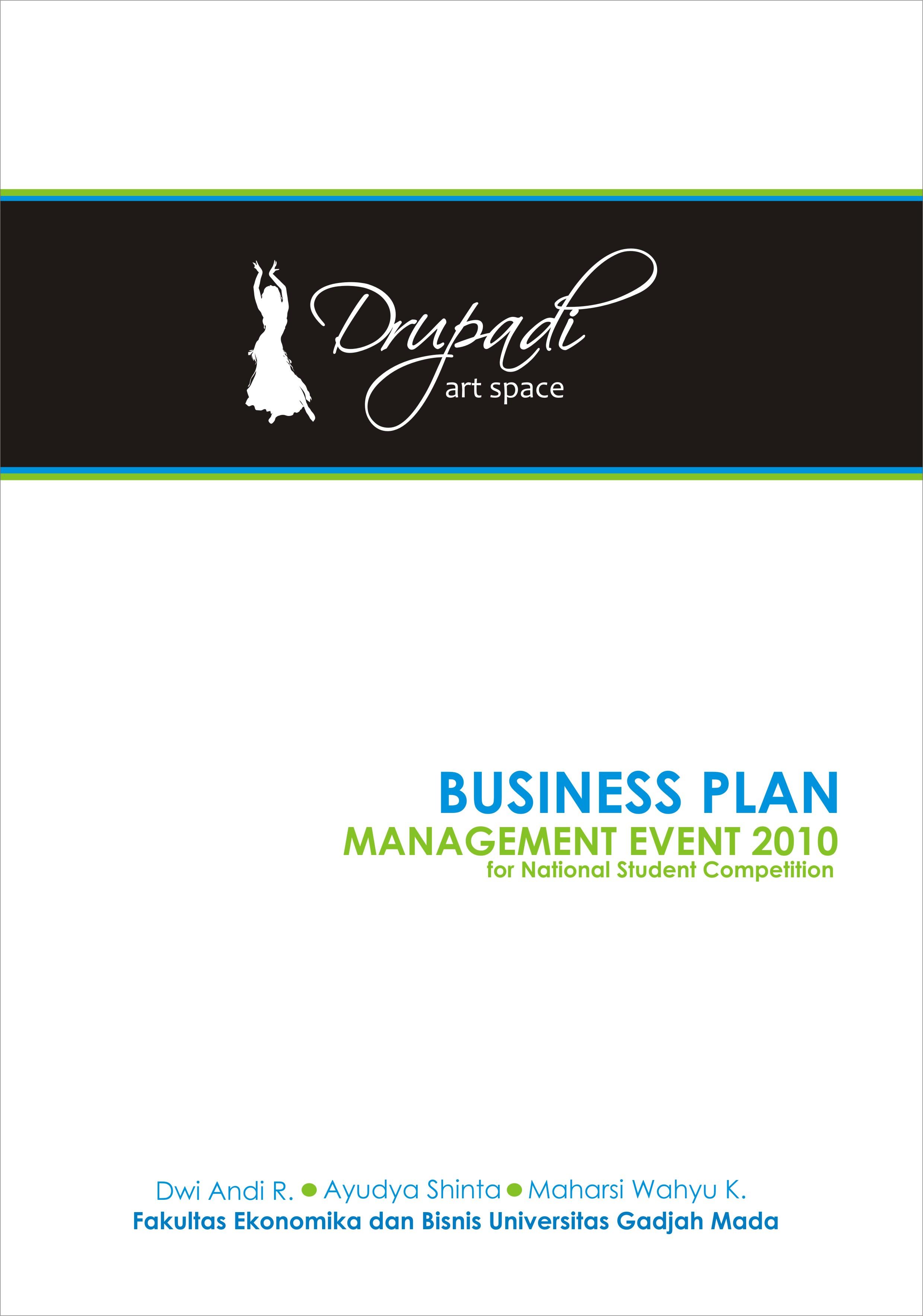 Management Event Ugm 2010 Social Business Plan Competition Nggetih Yang Terbayarkan Kepingan Mozaik